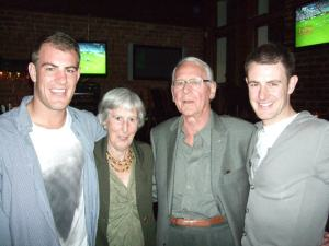Me Gma Gdad Andrew Marks 21st